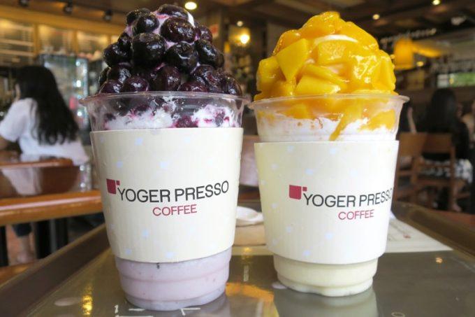 YOGOR PRESSO,ヨゴプレッソ,韓国,ソウル,スイーツ