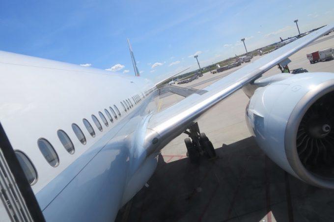 フランクフルト空港,香港国際空港,キャセイパシフィック航空,CX288便