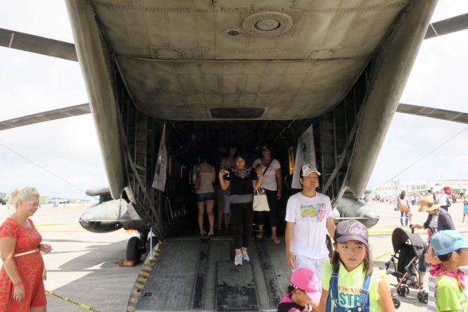 フライトラインフェア,2016,普天間基地,米軍基地,宜野湾