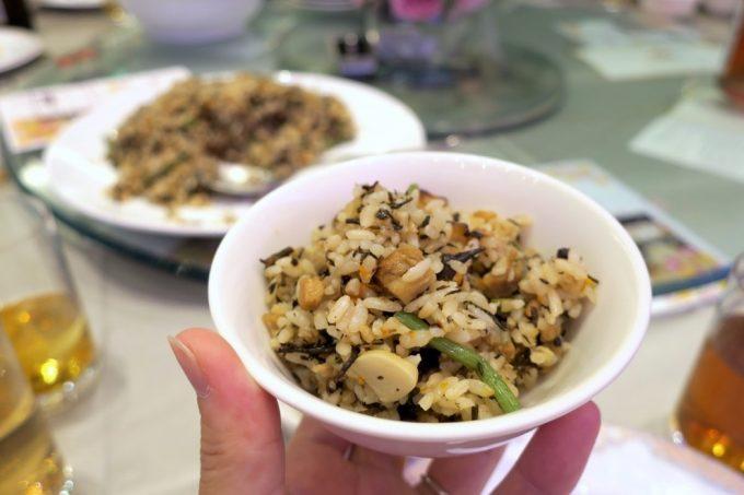沖縄の結婚式のお料理(じゅーしー)