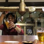 新宿御苑前「Highbury-The Home of Beer -」のVICE CHIEF兼BREWERの榮川さん