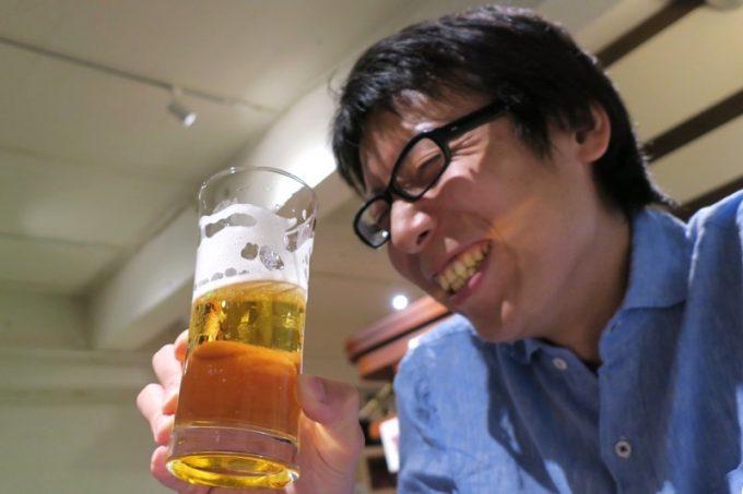 新宿御苑前「Highbury-The Home of Beer-」のサッポロ黒ラベルがめちゃくちゃ気に入ったゴウさん