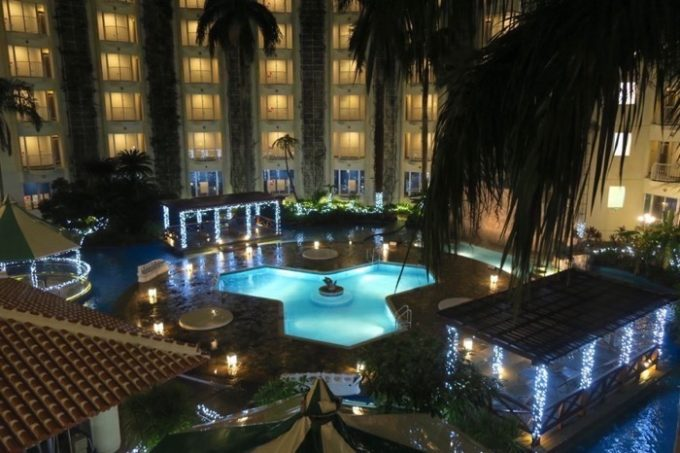 沖縄かりゆしビーチリゾート・オーシャンスパ,恩納村,リゾートホテル,旅行記,口コミ