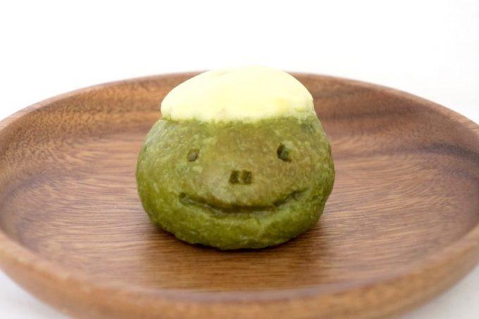 宜野湾「宇地泊製パン所 sourire(スーリール)」エロガッパ(80円)