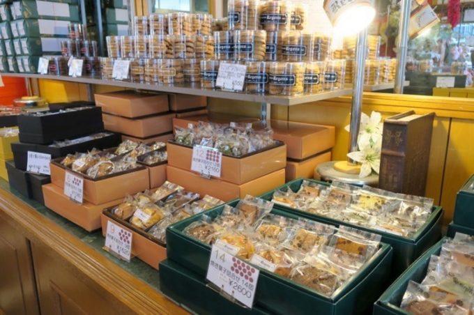 宜野湾「ドイツ菓子 Regens(レーゲンス)」のギフト商品