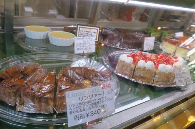 宜野湾「ドイツ菓子 Regens(レーゲンス)」洋菓子もいろいろと。