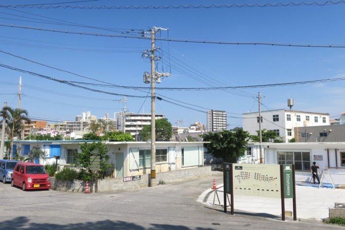 浦添・港川にある外人住宅街(浦添ステイツサイズタウン)。