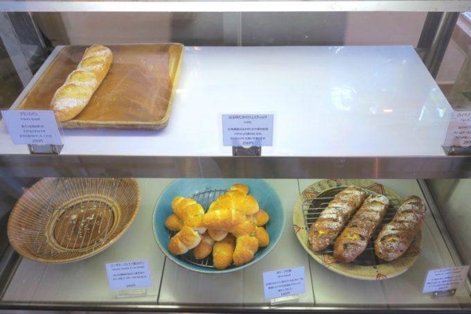 「ippe coppe(イッペコッペ)」のパン(その2)