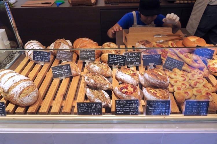 「パン・ド・カイト那覇西町店(Pain de Kaito)」で販売されているパン(その1)