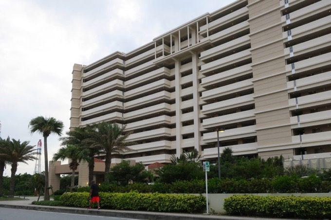 「ムーンオーシャン宜野湾 ホテル&レジデンス」の外観(その2)