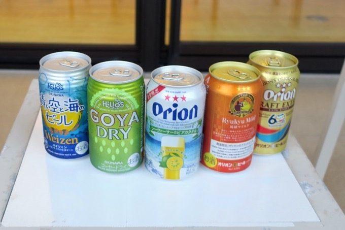 近所のスーパーで購入してきた、沖縄っぽいお酒たち。