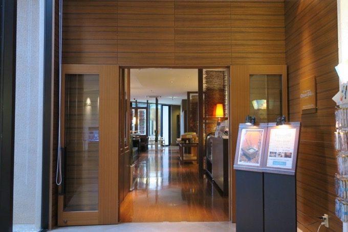 朝食は、ホテル1階にある「オーシャングリル」でいただく。