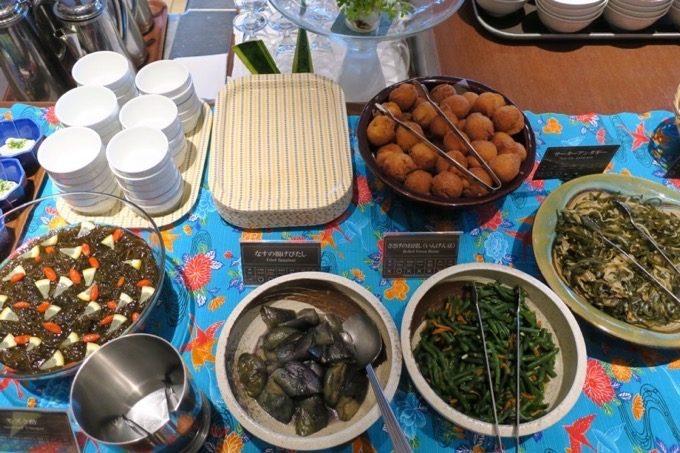 朝食会場「オーシャングリル」の和洋ビュッフェ(その5)