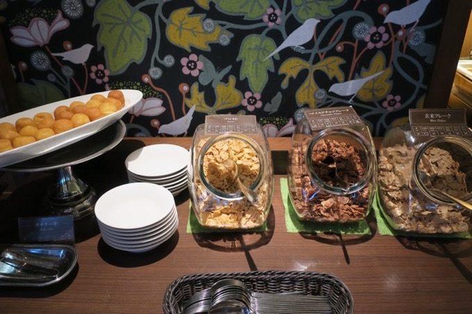 朝食会場「オーシャングリル」の和洋ビュッフェ(その11)