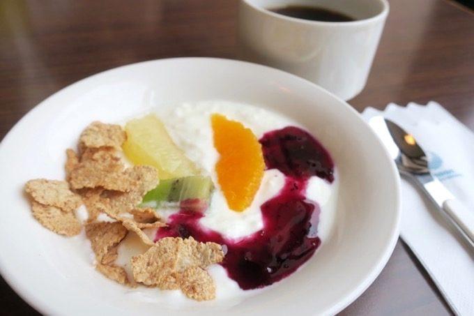 「オーシャングリル」で食べた朝食(その2)