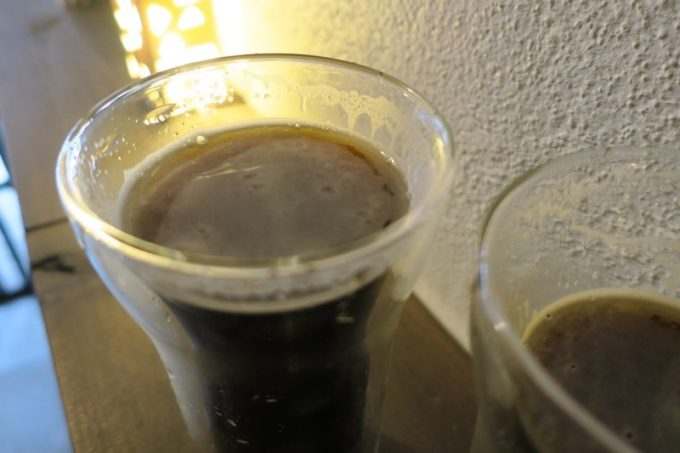 曳山ブラック(城端麦酒、並1080円)