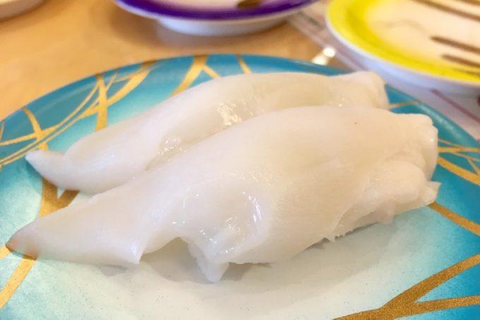 まるかつ水産の北海たこ(220円)
