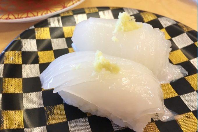 まるかつ水産の小樽産ヤリイカ(370円)