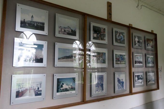 トラピスト修道院に関する写真たち。