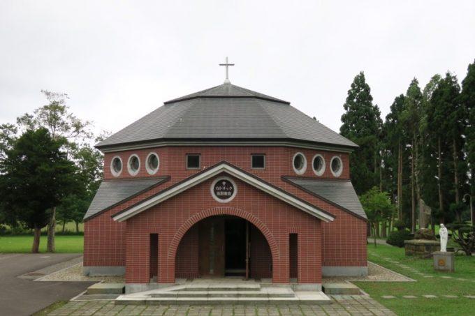 カトリック当別リタ教会