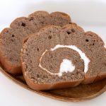 でっかいうずまきパンをカットしてみた。