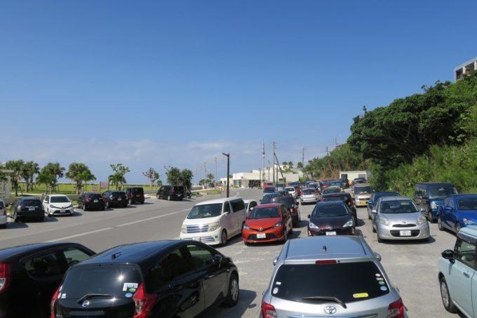 ウミカジテラスの無料駐車場(その2)