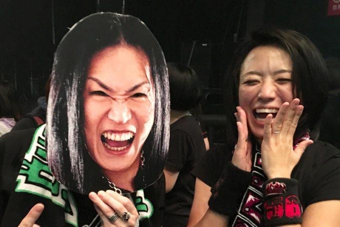 赤坂BLITZで行われた「SEX MACHINEGUNS TOUR 2017」に参戦した。