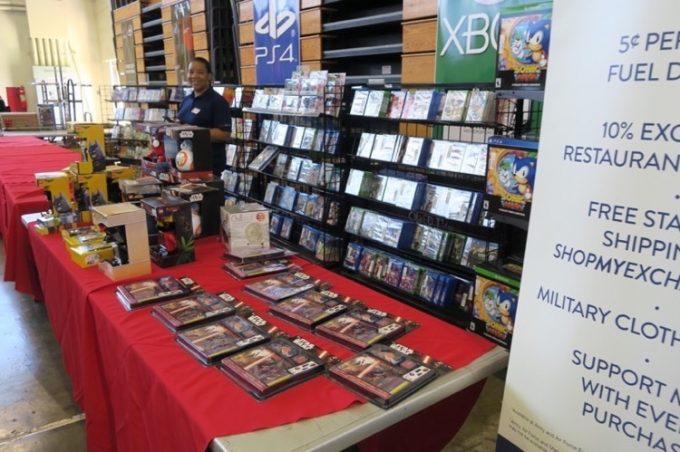アメリカ版ゲームの販売も行われていた。
