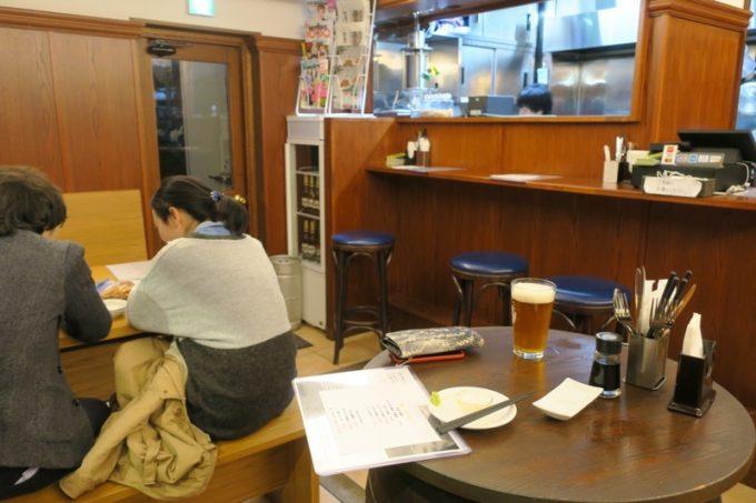 ベイブルーイング戸塚店の店内(その2)