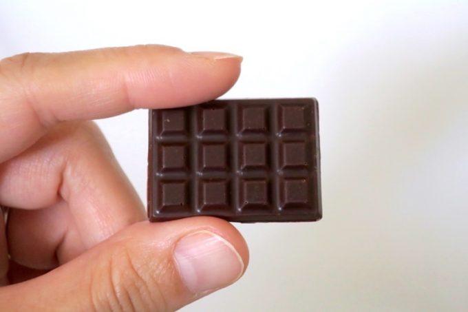 味もカカオ感も強いので、小さくカットしてゆっくり大切に食べよう。