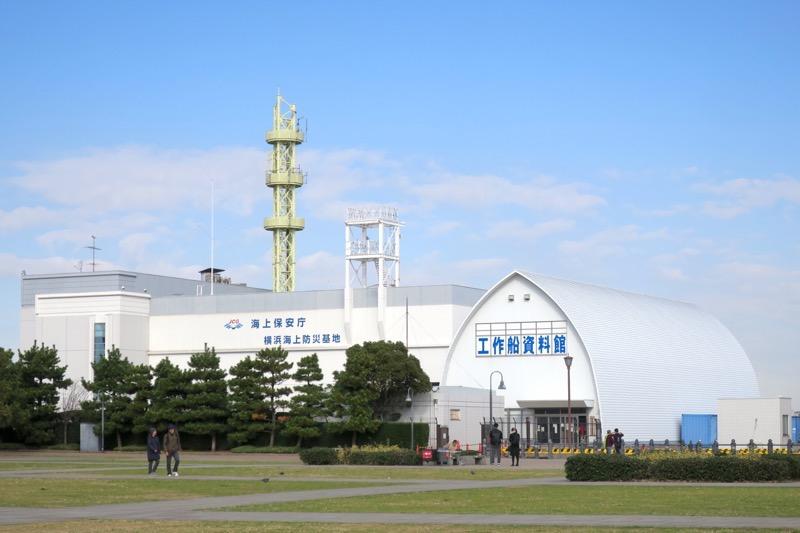 横浜・みなとみらいにある海上保安庁の資料館「工作船資料館」