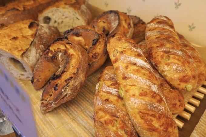 いまいパンを好きになるきっかけとなった枝豆チーズ!