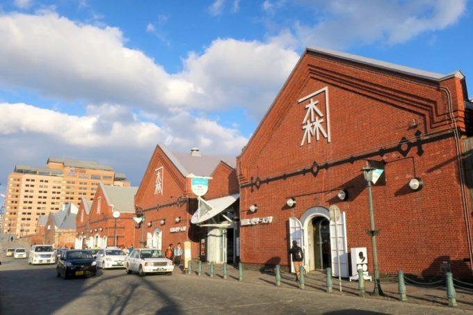 金森赤レンガ倉庫にある「函館ビヤホール」へ行ってきた。