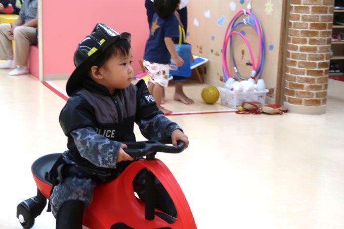 那覇「わくわくキッズランド」2歳8ヶ月のお子サマーは以前にも増して楽しく遊んでいた。
