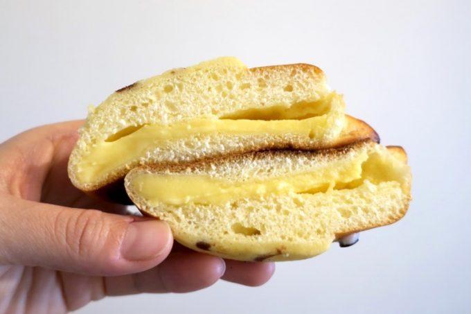 こちらは、THEクリームパンでした。
