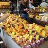「パンチョリーナ」の店内にはパンがいっぱい!
