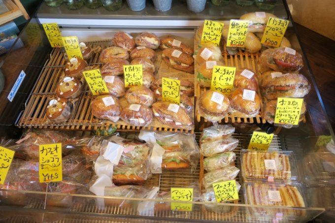 名護「パンチョリーナ」のパン(その2)