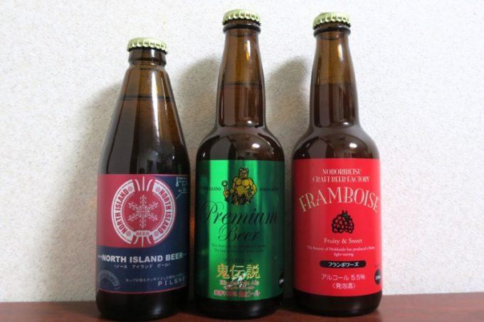 「酒舗 稲村屋」で購入して来たクラフトビール 。