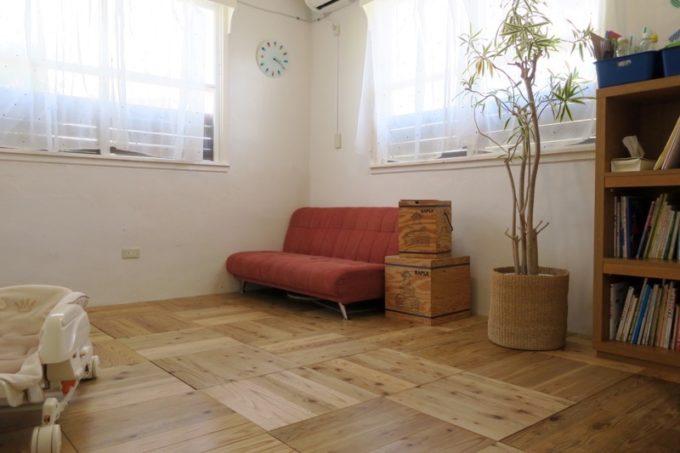 「カーサマチルダ(Casa Machilda)」の貸切にできる8畳の個室。