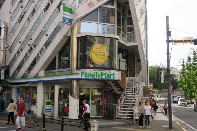 渋谷「グッドビアファウセッツ(Goodbeer faucets)」の外観。