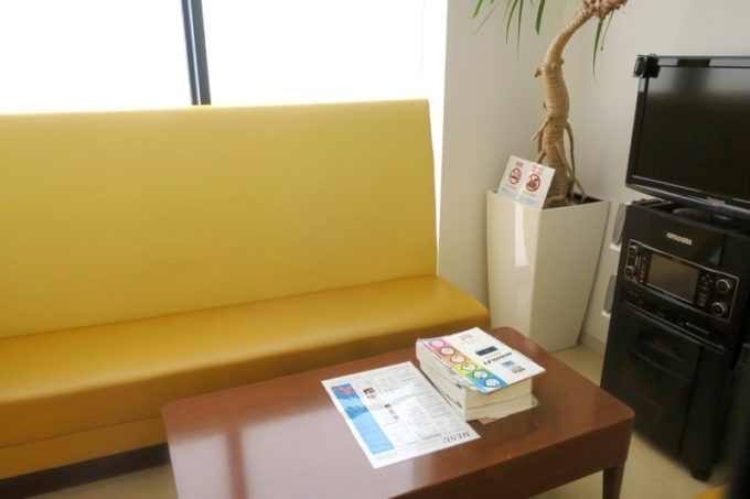 糸満「サザンビーチホテル&リゾート沖縄」のカラオケルーム。