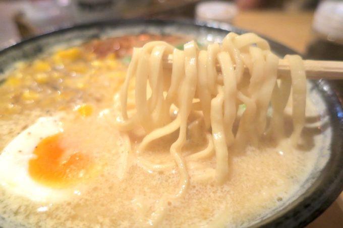 那覇・牧志「天神矢」白兎も卵不使用の平打ち麺だった。