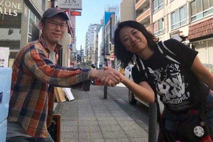 メタルマスター勝木さんとの再会にテンションが上がり過ぎた1日であった。