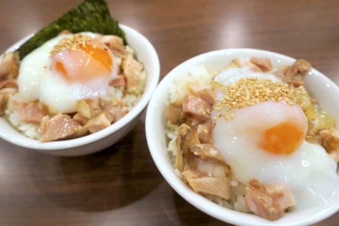 宜野湾「ラブメン本店」のスペシャル330(150円)