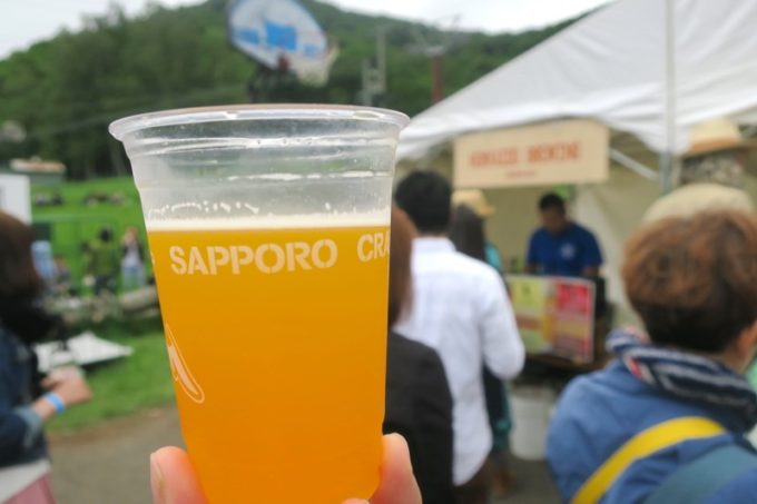 「SAPPORO CRAFT BEER FOREST 2018」これはなんだっけ?