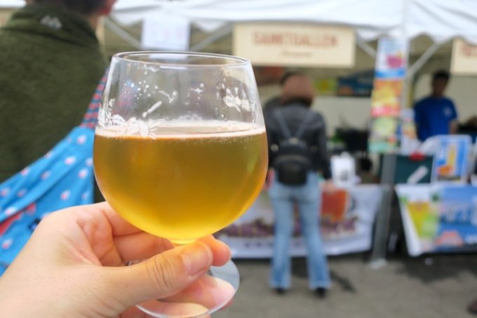 「SAPPORO CRAFT BEER FOREST 2018」これもなんだっけ??