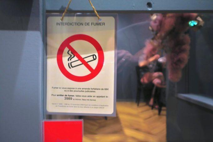 宜野湾「加藤食堂」は禁煙のビストロだ。