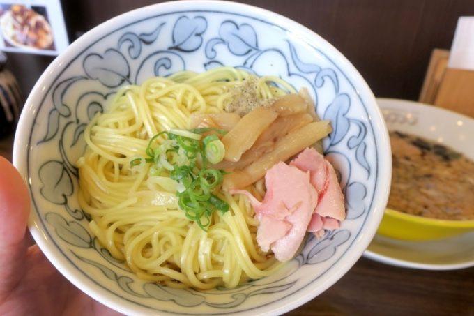 宜野湾「ラブメン本店」の愛玉(すごい替玉、150円)