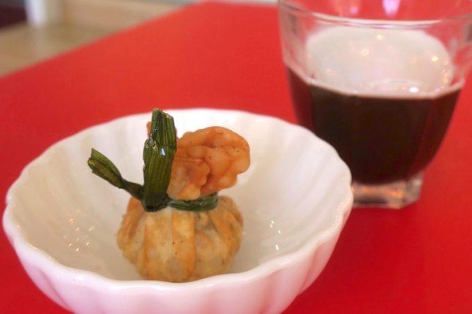 沖縄市「タイフードクラブ バカラ(Thai Food Club Baccara)」ランチブッフェで食べたスイーツ。