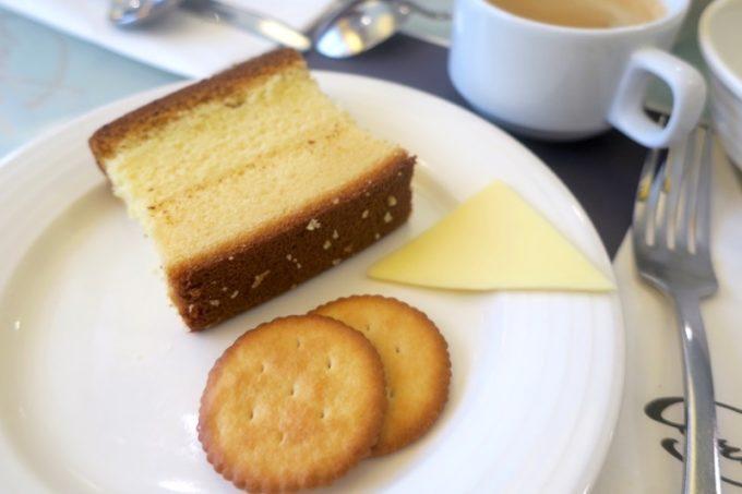 台湾・高雄「リーズホテル(麗尊酒店)」艾可柏菲(CERCLE)で食べた甘いもの系。